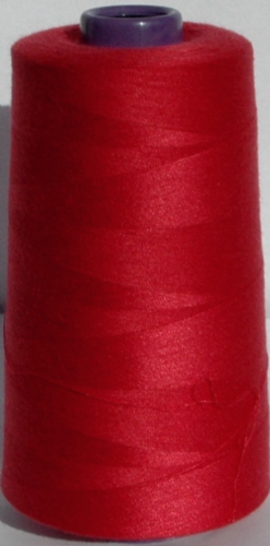 Sewing Machine & Overlocker Thread - Scarlet